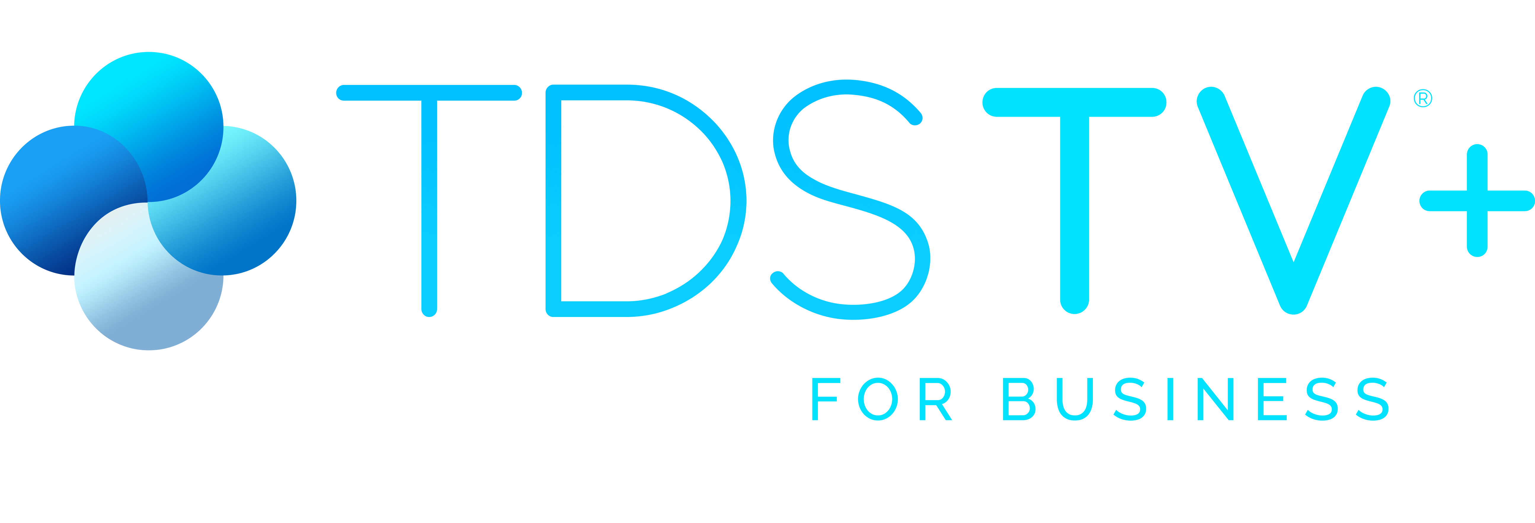 TDS TV+ for Business Logo