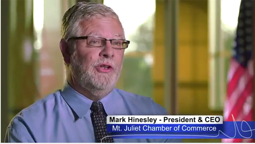 Mt. Juliet Chamber of Commerce Advances Communications with TDS managedIP Hosted